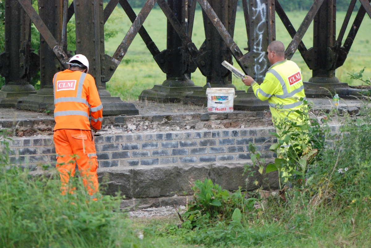 Critical Repairs and Access given the go ahead by Viaduct's owners.